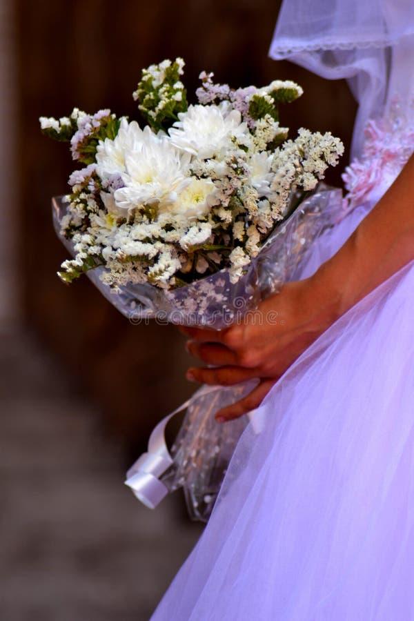 花束开花婚礼 库存图片