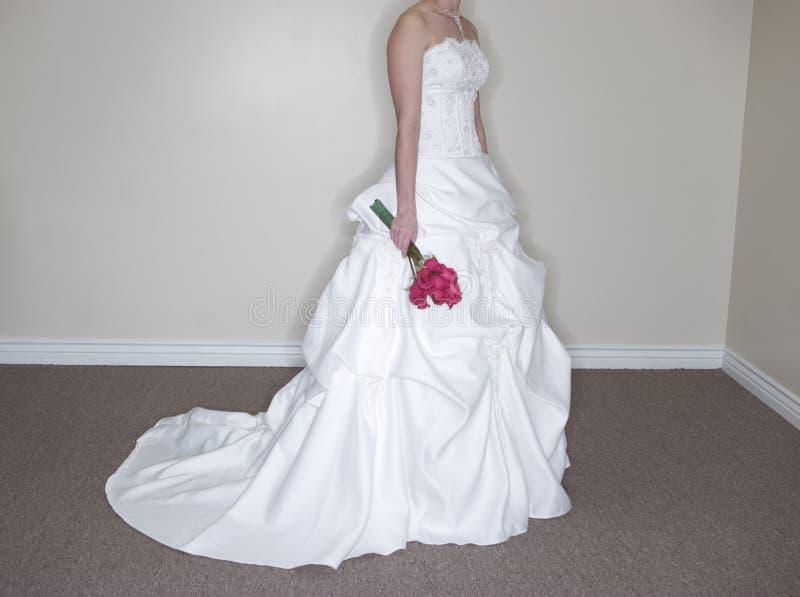 花束新娘藏品 免版税库存照片