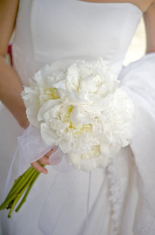 花束新娘藏品 免版税库存图片