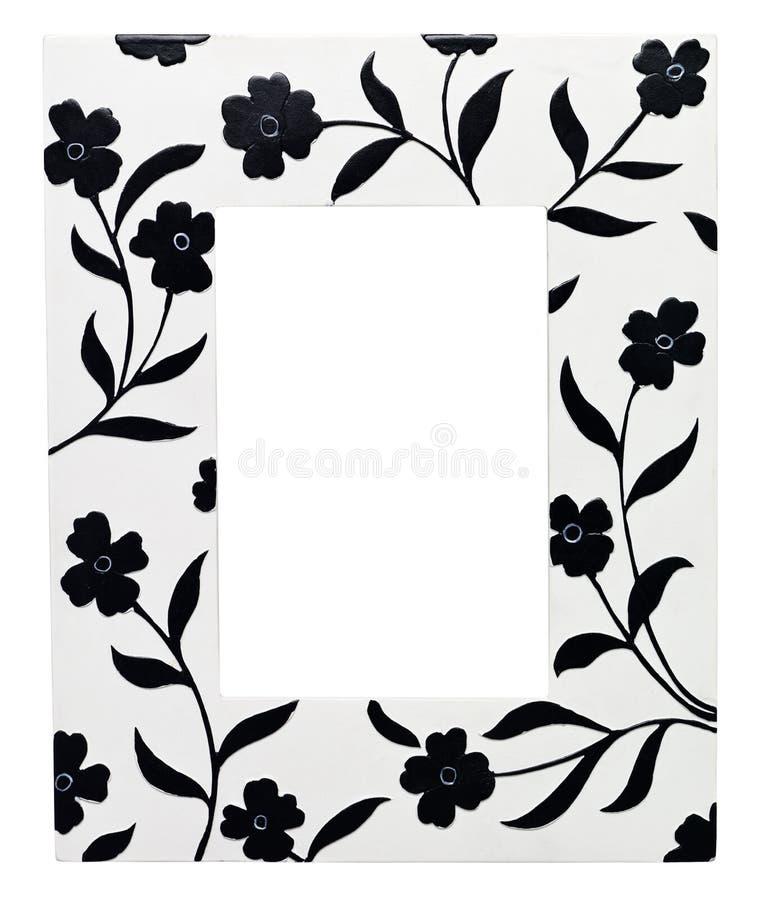 花框架 图库摄影