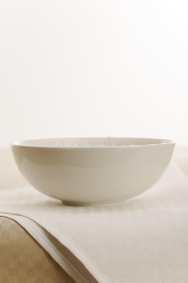 花瓶白色 免版税图库摄影
