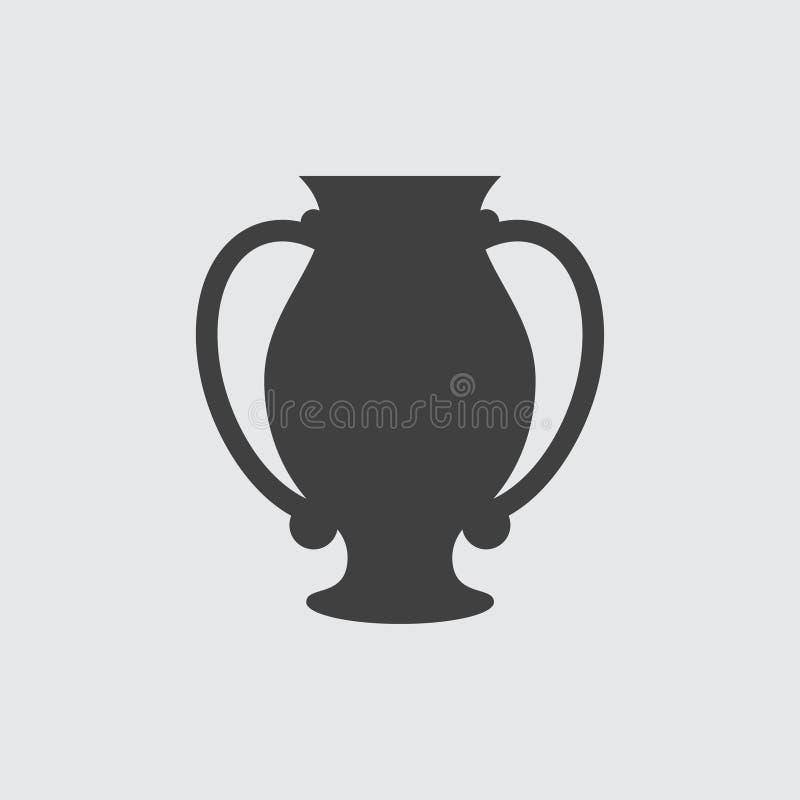 花瓶象例证 向量例证