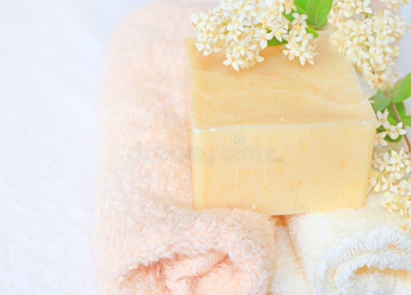 花肥皂 库存照片