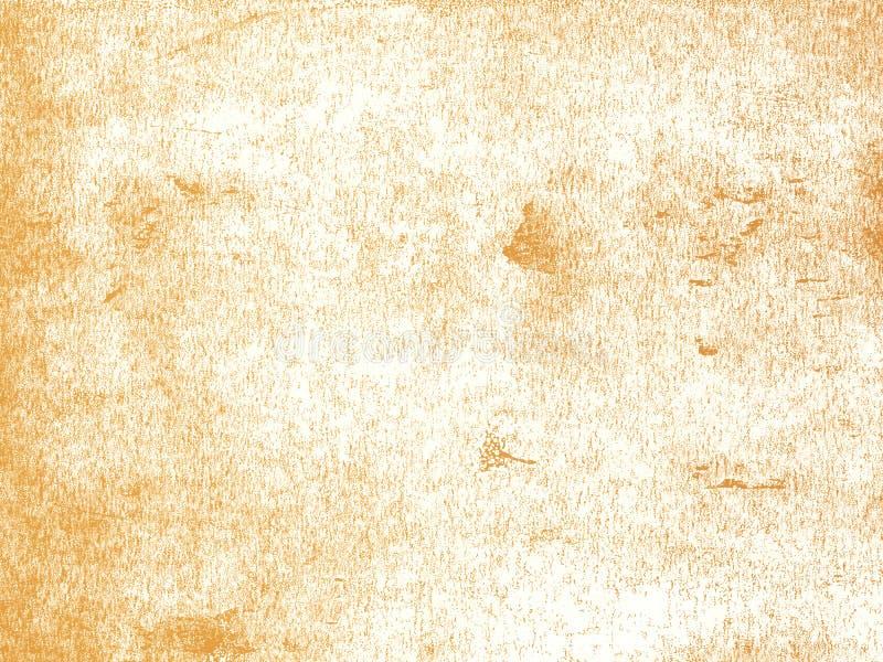 苍白乌贼属lino打印的纹理背景 皇族释放例证