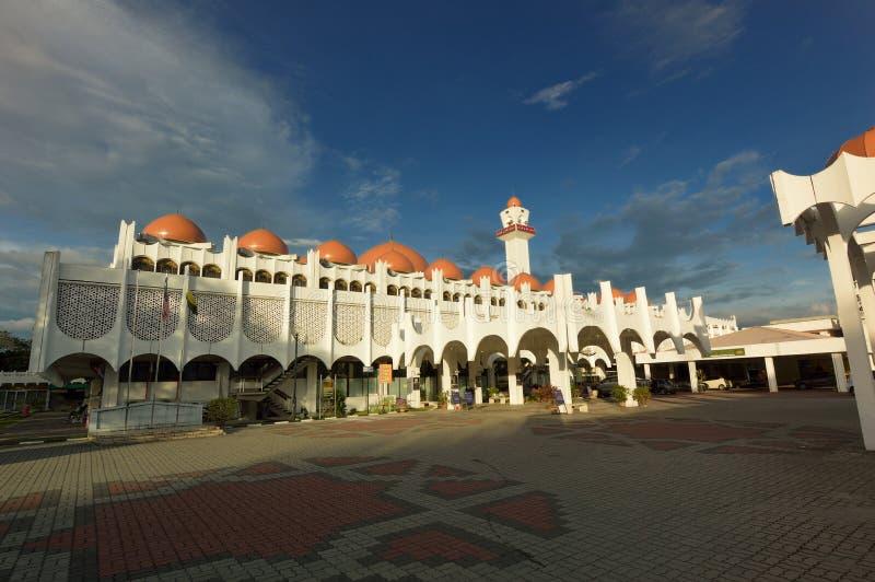 苏丹伊德利斯伊朗王II清真寺 库存图片