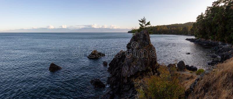 苏克,温哥华岛,加拿大不列颠哥伦比亚省 库存照片