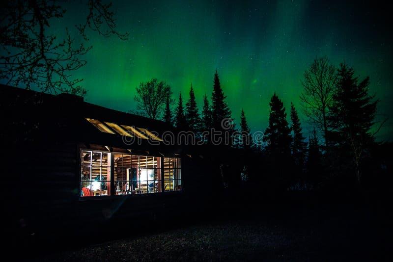 苏必利尔湖桑德贝,安大略,加拿大 库存图片