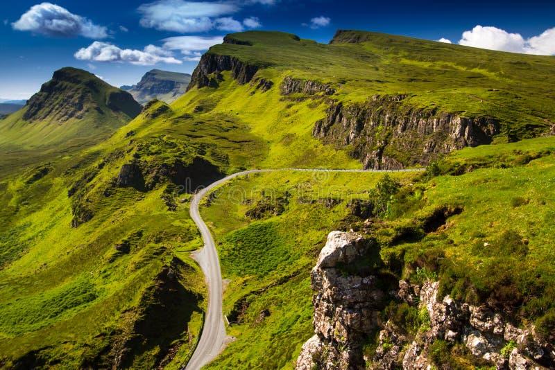苏格兰 免版税库存图片
