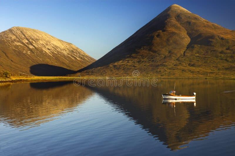苏格兰skye 库存照片