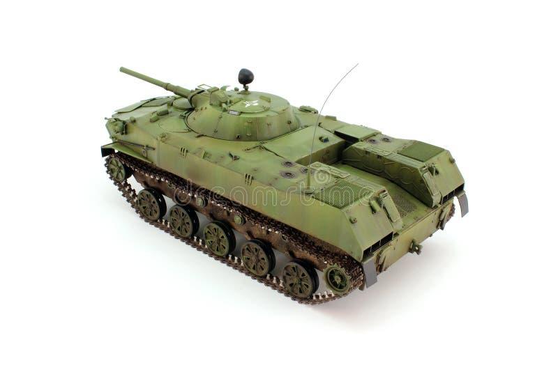 苏维埃BMD的比例模型 免版税库存图片