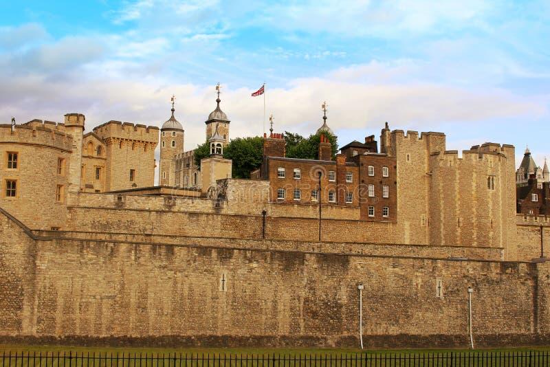 英国伦敦塔 库存图片