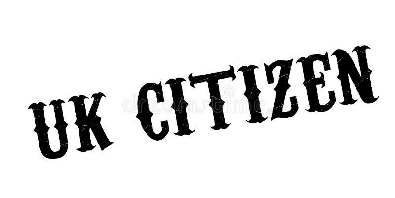 英国公民不加考虑表赞同的人 向量例证