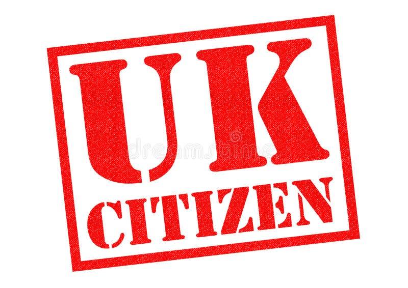 英国公民 向量例证