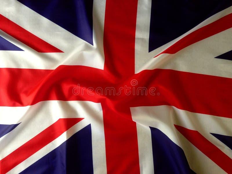 英国国旗 库存照片
