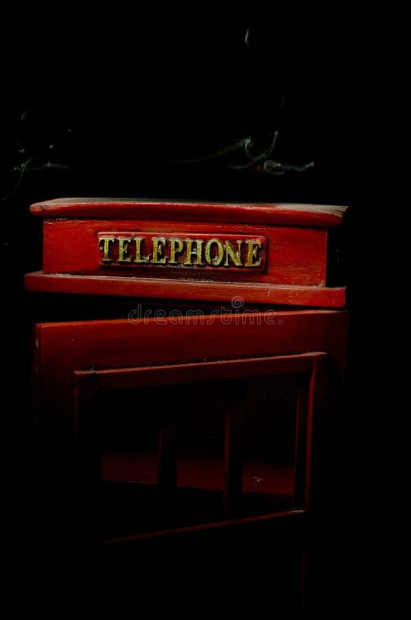 英国电话 库存图片