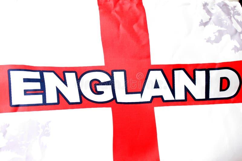 英国的旗子 库存照片