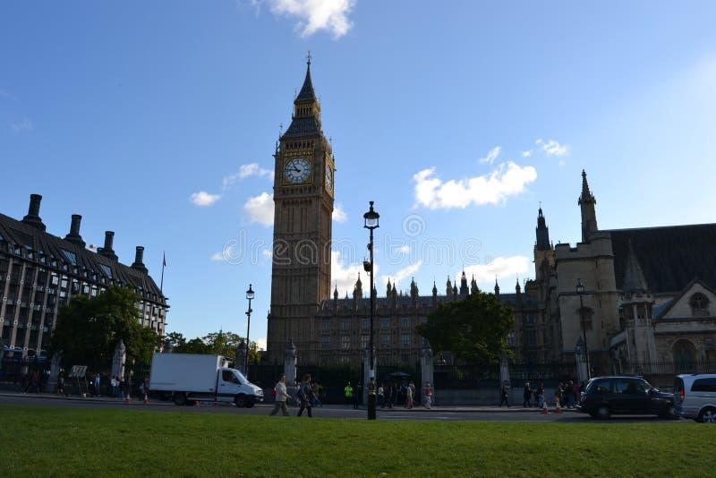英国看见I 免版税图库摄影