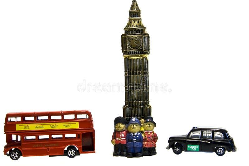 英国纪念品 免版税库存照片