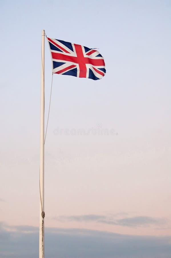 英国联盟标志 免版税库存照片