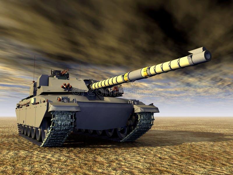 英国主战坦克 皇族释放例证