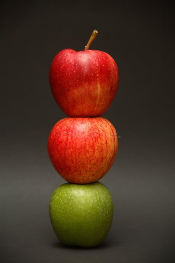 苹果例外 库存图片