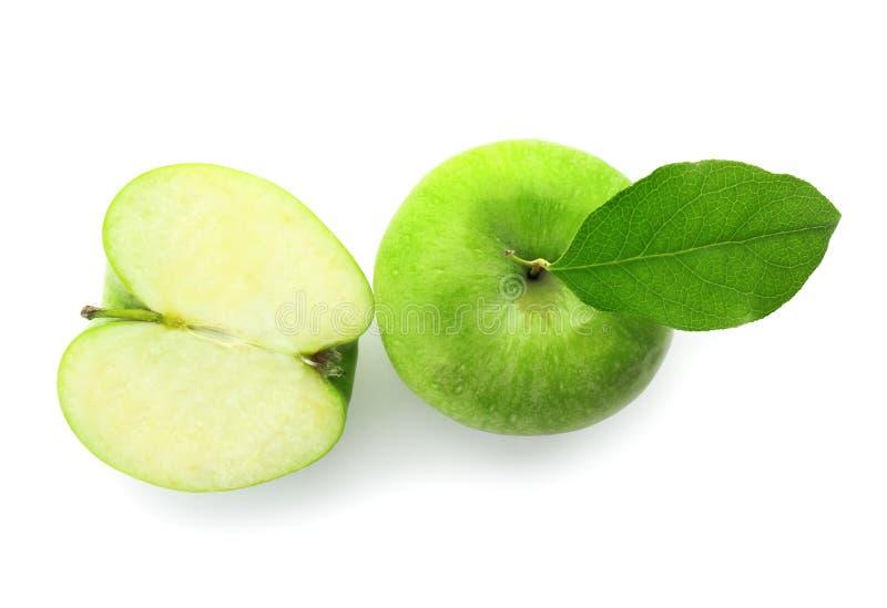 苹果新绿色 免版税图库摄影