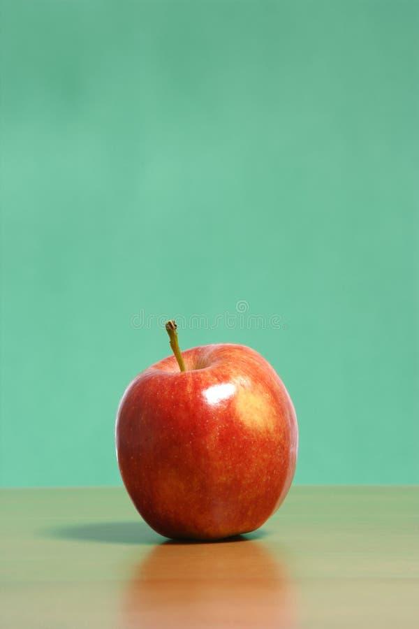 苹果服务台 库存照片