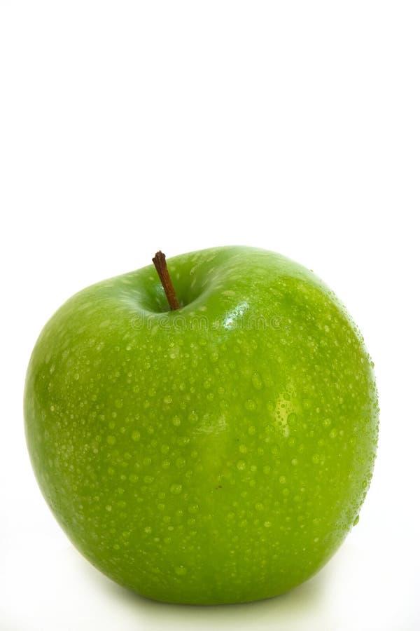 苹果格兰尼史密斯苹果 库存照片