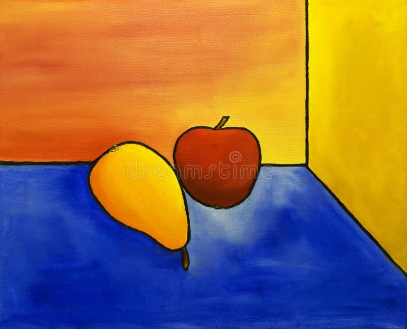 苹果梨 皇族释放例证