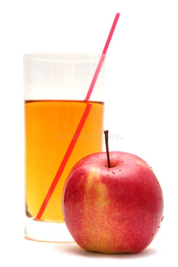 苹果汁 库存图片
