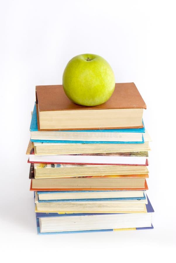 苹果登记绿色 免版税图库摄影