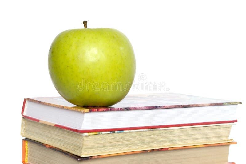 苹果登记绿色 免版税库存照片