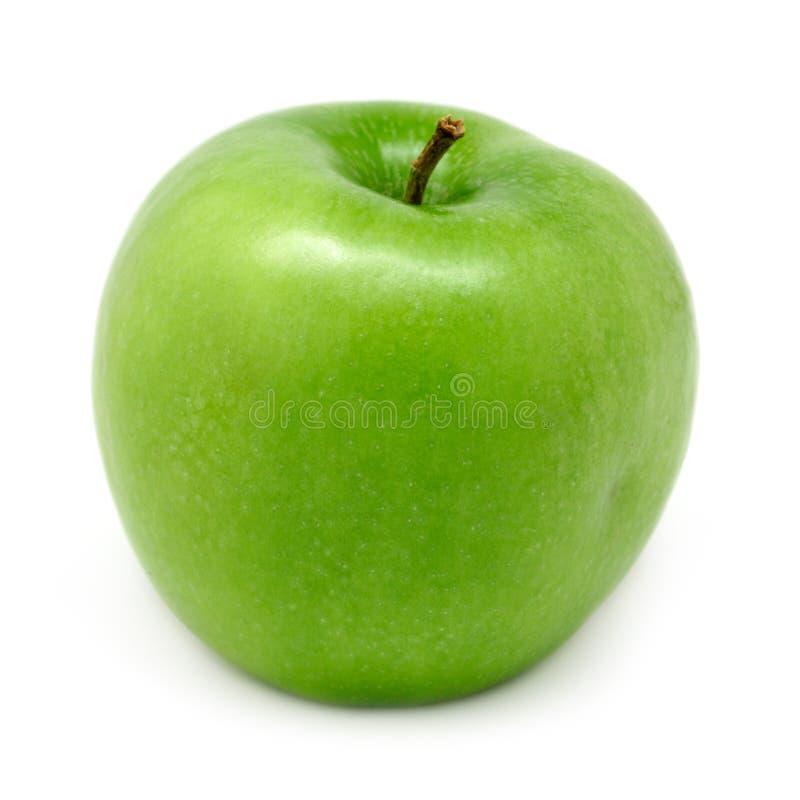 苹果绿 免版税库存照片