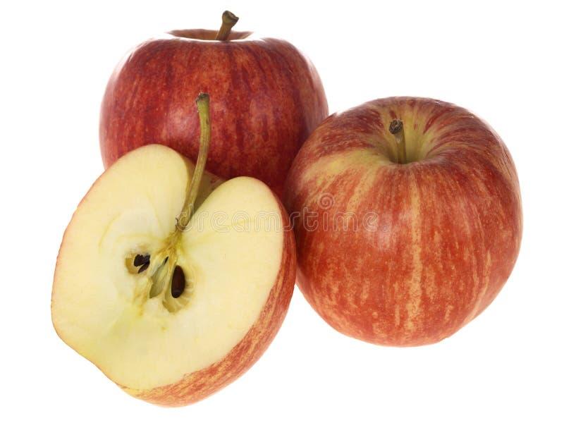 苹果节目 免版税库存图片