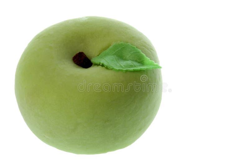 苹果蛋糕中国人月亮 库存图片