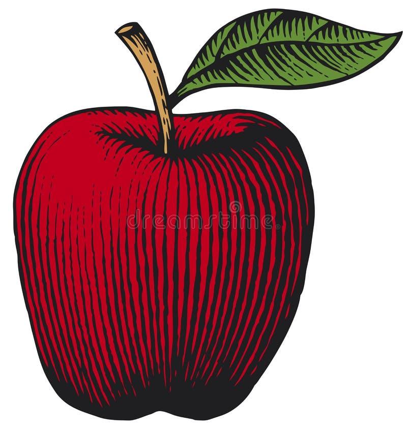 苹果计算机 向量例证
