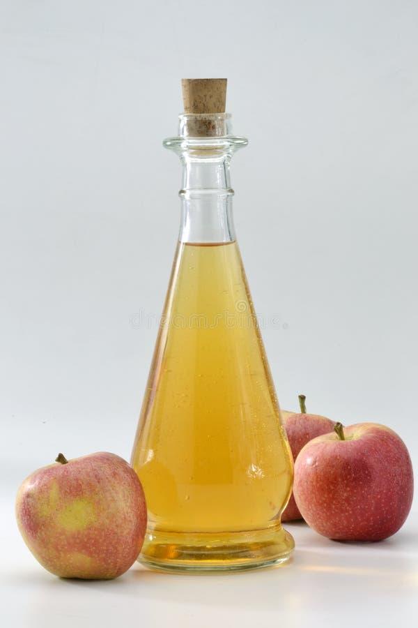 苹果醋 免版税图库摄影