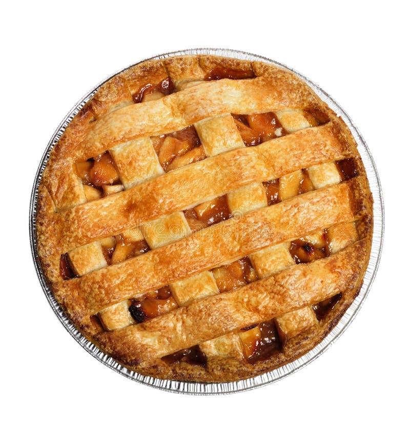 苹果饼 库存照片