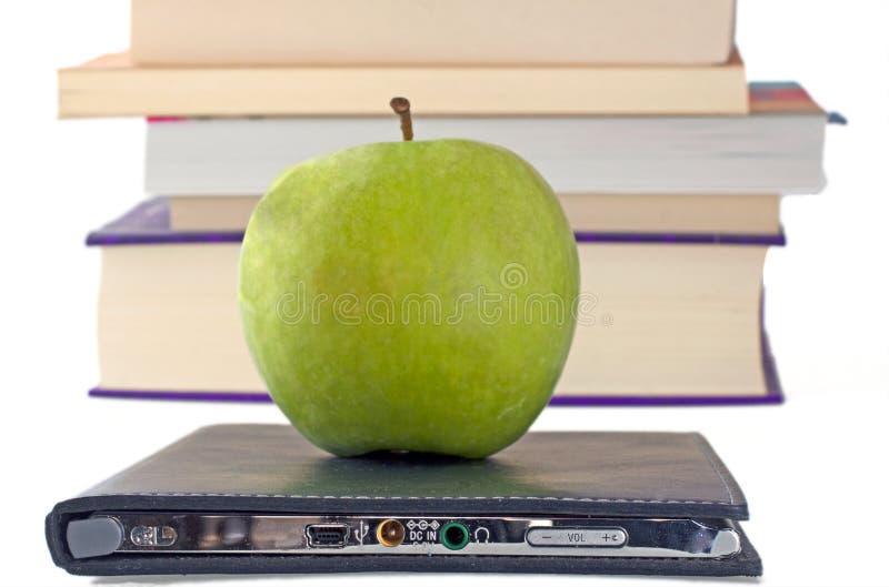 苹果ebook 库存照片
