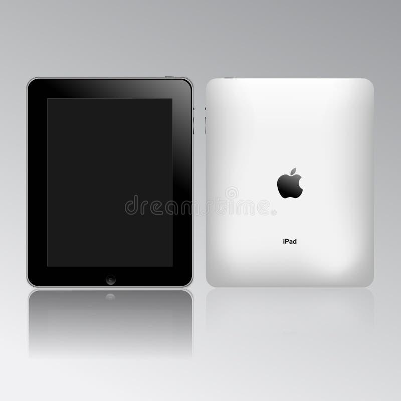 苹果ipad个人计算机片剂接触