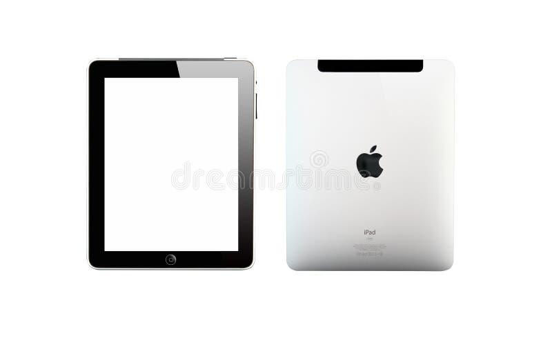 苹果ipad 皇族释放例证