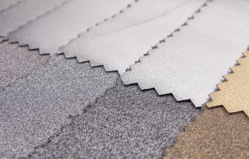 范例纺织品纹理 库存图片
