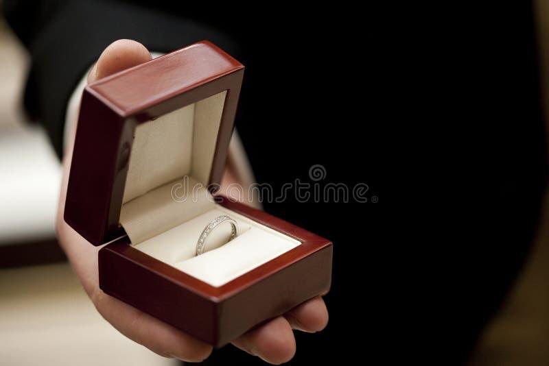 范围婚礼 免版税库存图片