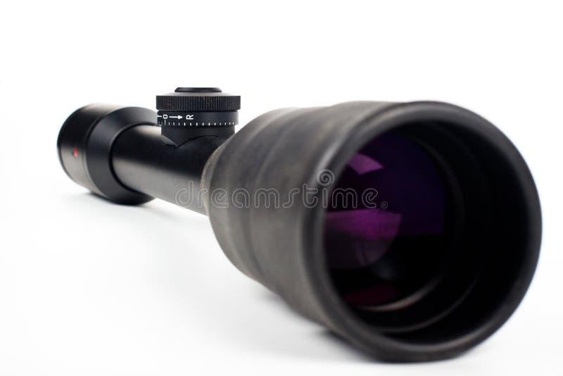 范围狙击手 免版税库存照片