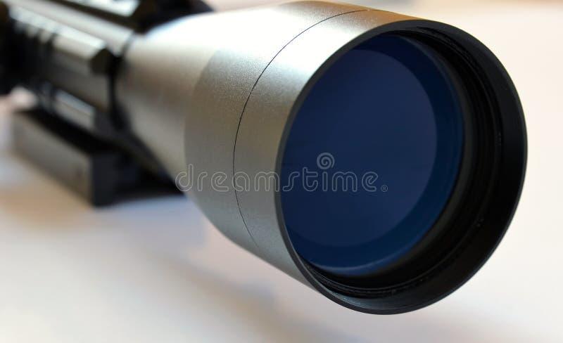 范围狙击手 库存图片