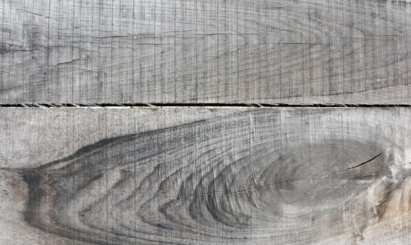 范围灰色木 免版税库存照片
