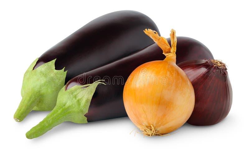 Download 茄子葱 库存图片. 图片 包括有 对象, 宏指令, 设计, 剪切, 有机, 果子, 大胆, 关闭, 混合 - 15698569