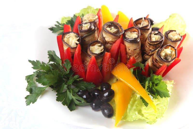 Download 茄子滚动用乳酪 库存照片. 图片 包括有 工厂, 营养, 牌照, 饮食, 健康, 装饰, 食谱, 餐馆, 草本 - 72362936