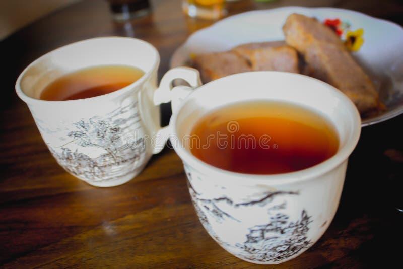 茶和ULi从印度尼西亚 库存图片