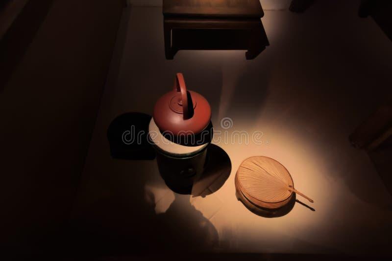 茶广远的芬芳  免版税库存图片